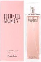 Calvin Klein Eternity Moment 100 ml - Eau de Parfum - Damesparfum