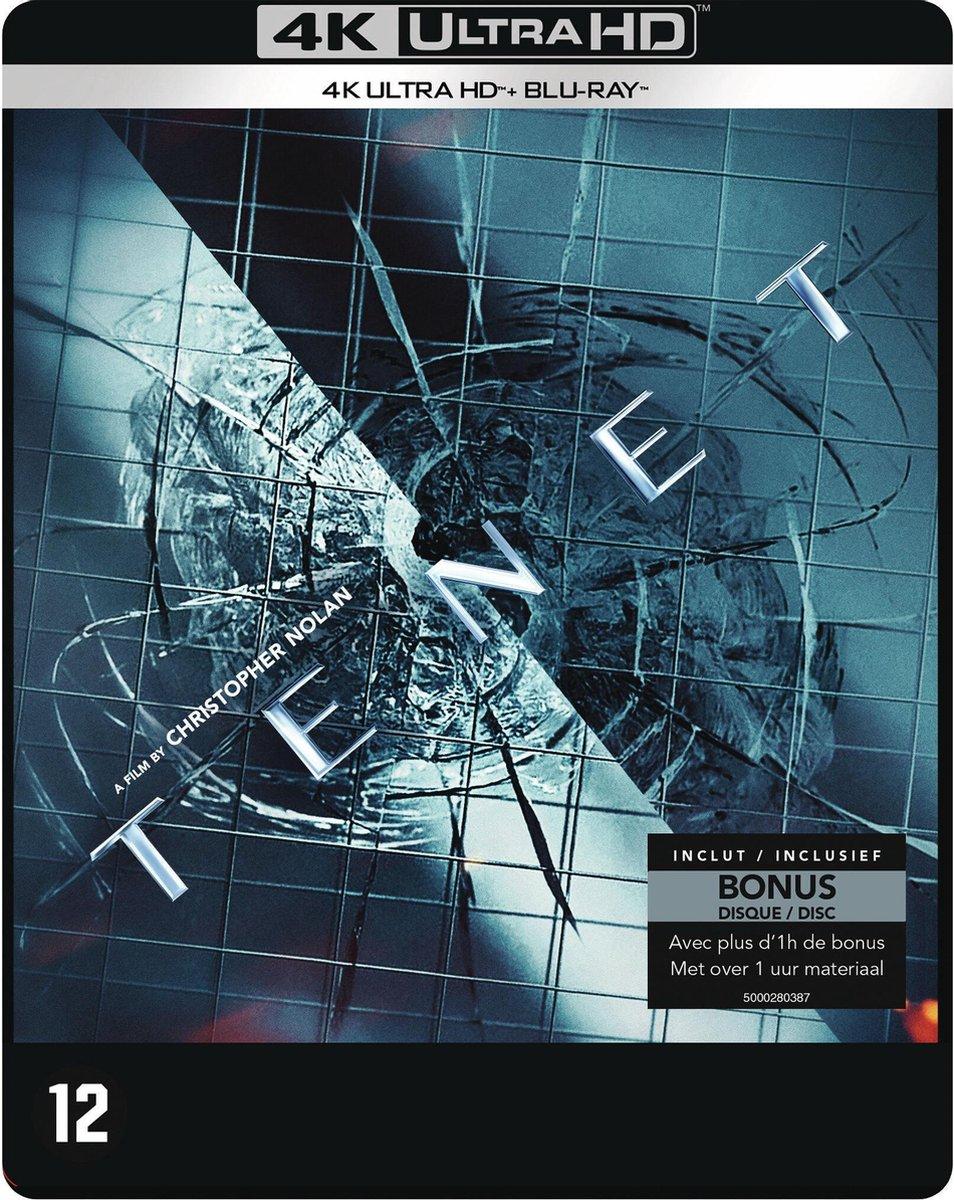Tenet (Limited Edition) (Steelbook) (4K Ultra HD Blu-ray)-