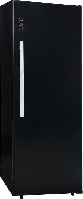 Koelkast: Climadiff PCLP205 - Wijnklimaatkast - Polyvalent Premium (204 flessen) Energieklasse A, van het merk Climadiff