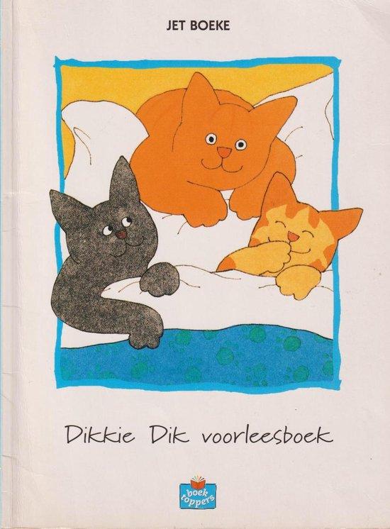 Boek cover Dikkie Dik voorleesboek van Arthur van Norden (Paperback)