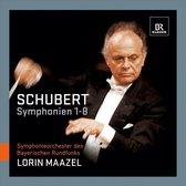 Maazel Lorin/Br So - Schubert: 8 Symphonien