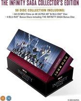 Marvel Studios: The Infinity Saga - Collector's Edition Complete Box Set UHD (Import)