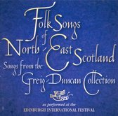 Folk Songs Of North-East Scotland