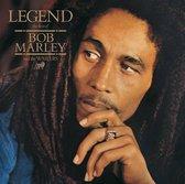 CD cover van Legend (LP) van Bob Marley & The Wailers