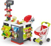 Smoby Supermarket met winkelwagen