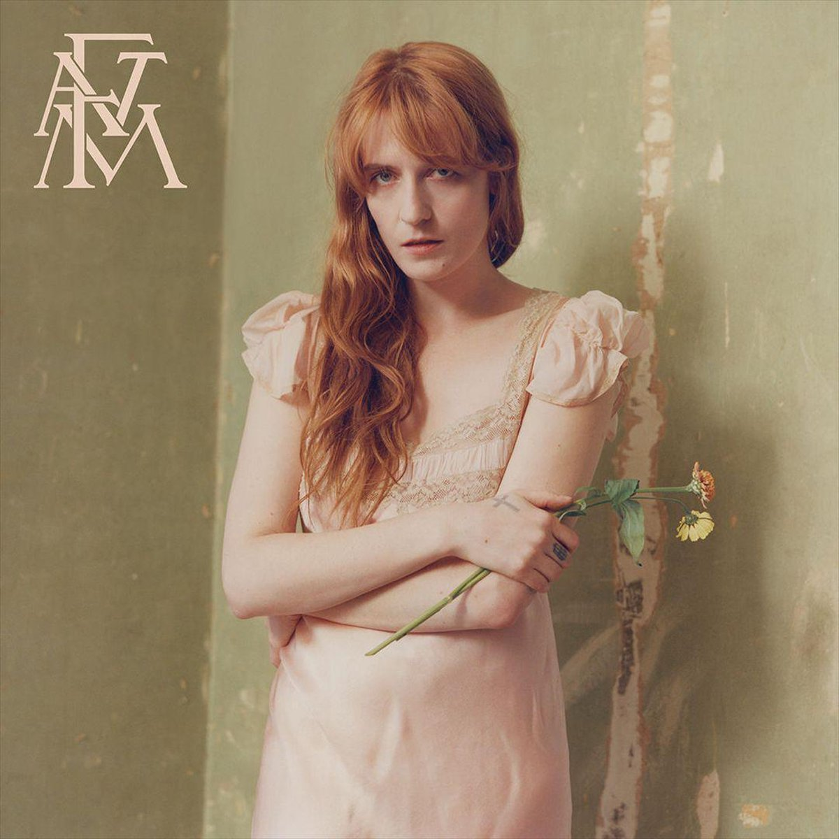 High as Hope (LP) - Florence + the Machine