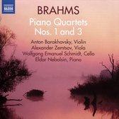 Piano Quartets Nos. 1 And 3
