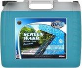 Winter ruitensproeiervloeistof geconcentreerd - 20 liter - Blauw