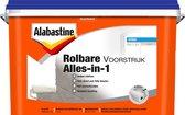 Alabastine Rolbare Voorstrijk 4 In 1 5 Ltr