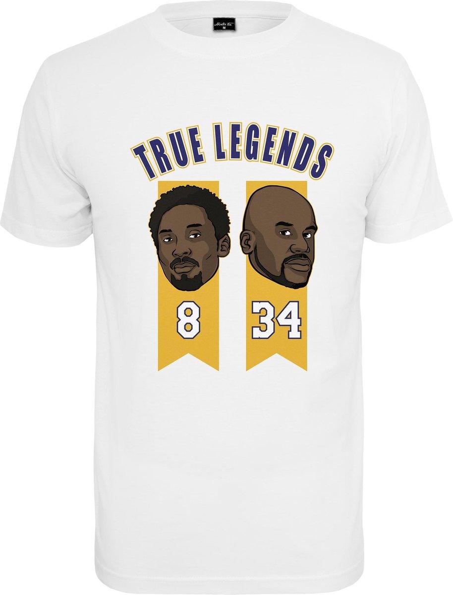 Heren T-Shirt True Basketball Legends 2.0