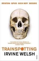 Boek cover Trainspotting van Irvine Welsh (Paperback)
