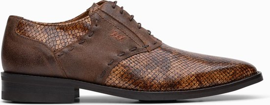 Paulo Bellini Lace up Shoes Demonte Tibete 610