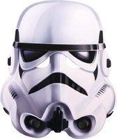 RUBIES FRANCE - Stormtrooper masker voor volwassenen - Maskers > Half maskers