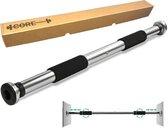 CoreXL - Pull-Up Bar - Deurpost optrekstang - 1 Stuk - 60 Tot 100CM - Uitschuifbare Pull Up bar Stang - Deur Fitness/Training - Chin Up Deurrekstok