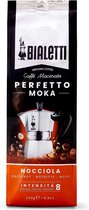 Bialetti Perfetto Moka Nocciola (Hazelnoot) gemalen koffie – 250gr