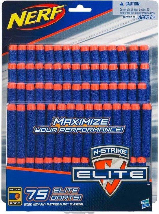 Nerf N-Strike Elite 75 Darts Pack - Nerf Elite