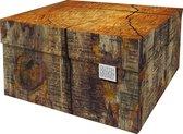 Dutch Design Brand - Dutch Design Storage Box - Opbergdoos - Opbergbox - Bewaardoos - Boomstam - Tree Trunk