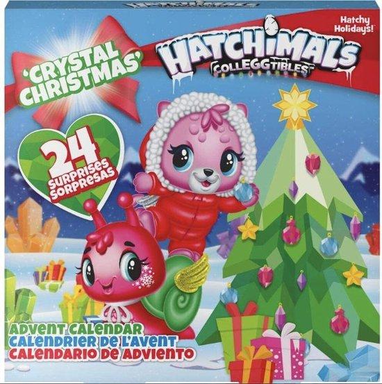 Hatchimals CollEGGtibles Adventskalender