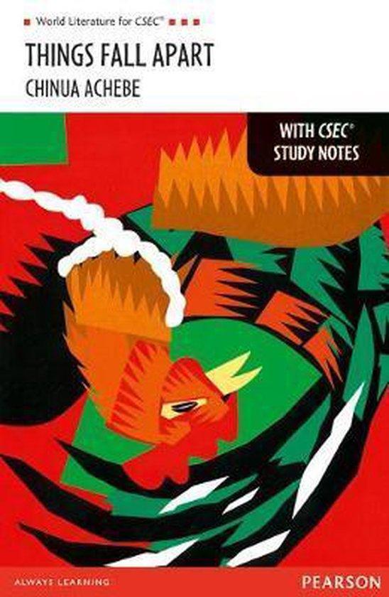 Boek cover AWS Classics Things Fall Apart van Chinua Achebe (Paperback)