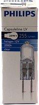 Philips G4 12V 20W Halogeen Lamp Steeklamp (4 stuks)