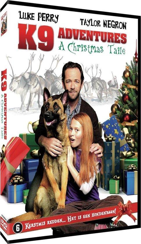 Cover van de film 'Scoot De Kersthond'