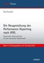 Die Neugestaltung des Performance Reporting nach IFRS