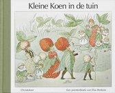Prentenboek Kleine koen in de tuin