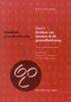 Boek cover Handboek gezondheidsrecht I Rechten van mensen in de gezondheidszorg van H.J.J. Leenen (Paperback)