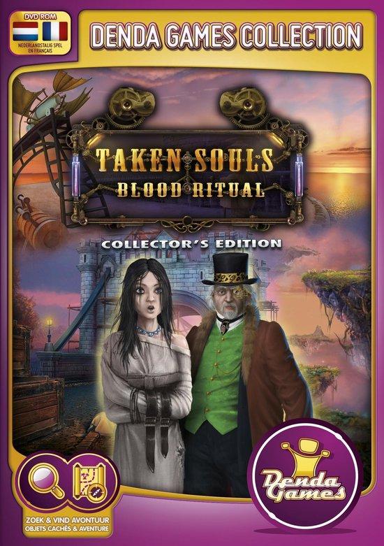 Denda Game 169: Taken Souls: Blood Ritual (Collector's Edition) PC