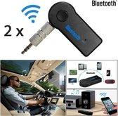 2 Stuks Wireless Bluetooth Audio Receiver | Draadl