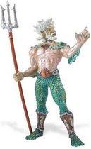 Poseidon mini figuur  12.5 cm hoog