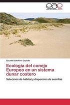 Ecologia del Conejo Europeo En Un Sistema Dunar Costero