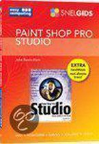 Snelgids Paint Shop Pro Studio