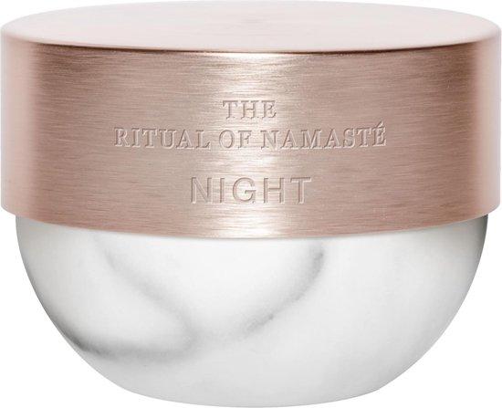 RITUALS The Ritual of Namasté Anti-Aging Night Cream, Glow Collection, 50 ml