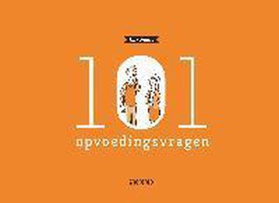Cover van het boek '101 opvoedingsvragen' van Jaak Remes