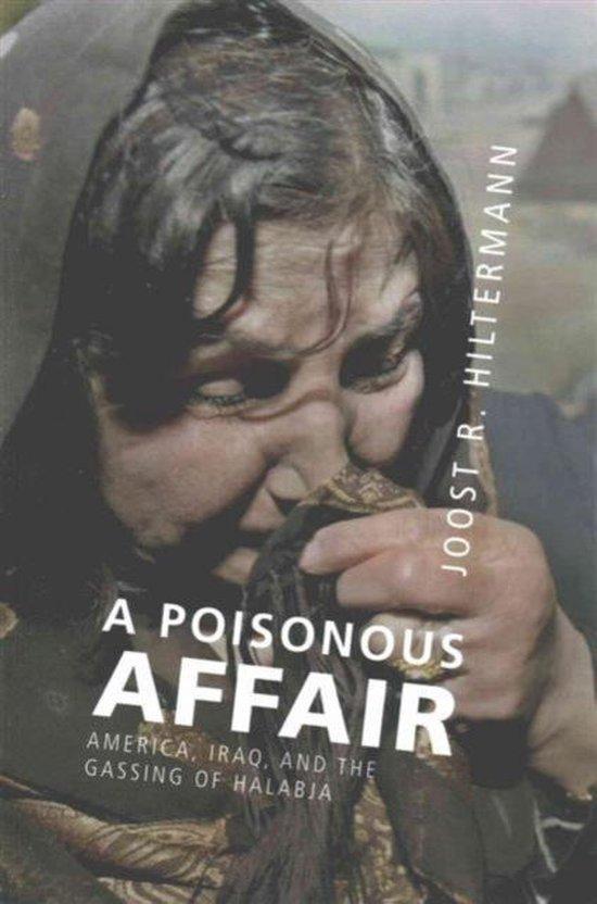 Boek cover A Poisonous Affair van Joost R. Hiltermann (Paperback)