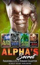 Alpha's Secret : Paranormal & Sci-fi Romance Collection