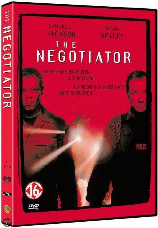 Cover van de film 'Negotiator'