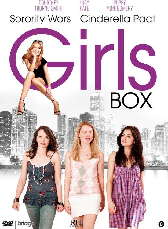 Cover van de film 'Girls Box'