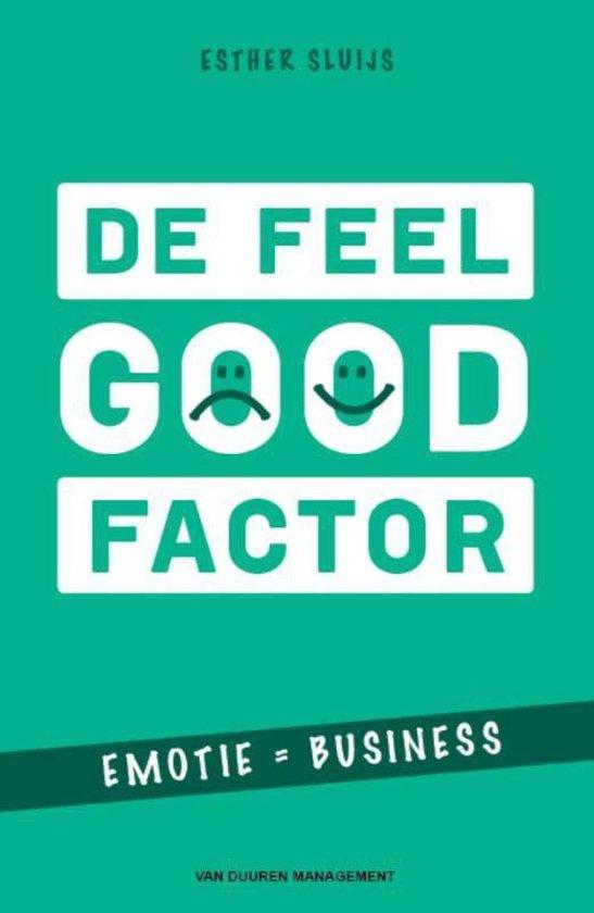De Feel Good-factor - Esther Sluijs | Fthsonline.com