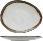 Cosy&Trendy Mercurio Bord Ovaal - 15 cm x 11 cm - Set-6