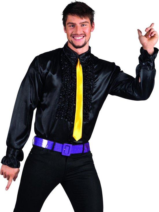 Party - Shirt -  Zwart -  M