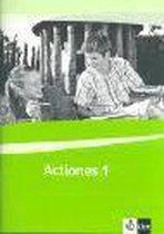 Actio. Actiones 1. Arbeitsheft zu den Lektionen 1-20