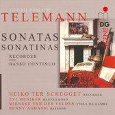 Sonatas & Sonatinas For Recorder &