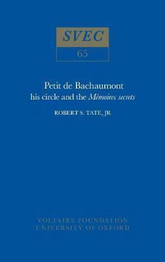 Petit De Bachaumont