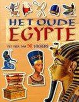 Egypte stickerboek