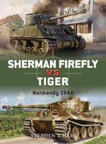 Omslag Sherman Firefly vs Tiger