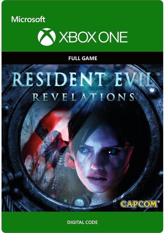 Resident Evil Revelations – Xbox One Download