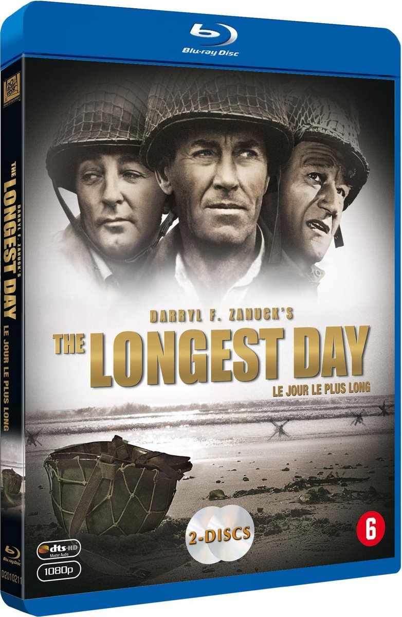 The Longest Day (Blu-ray) - Film