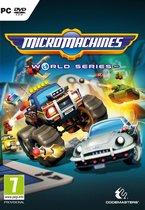 Micro Machines World Series - Windows